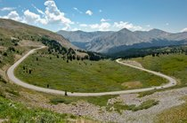Cottonwood Pass Road