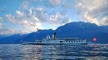 Lac Léman o crucero del lago de Ginebra