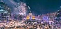 Nochevieja en Edmonton
