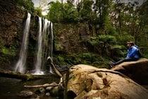 Wasserfälle in der Nähe von Melbourne
