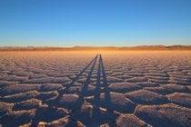 Dry Salinas Grandes