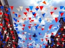 Giorno della bandiera Scheveningen
