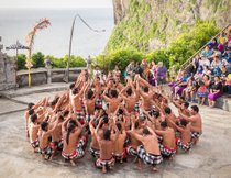 Kecak or Monkey Dance
