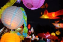The Atlanta BeltLine Lantern Parade