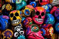 Día de los Muertos o Día de los Muertos