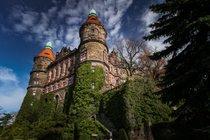 Burg Książ (Zamek Książ)