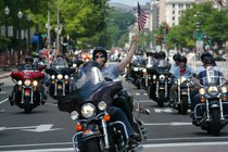 Rolling Thunder 'Ride for Freedom'