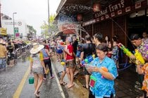 Songkran Water Festival (Thai New Year)