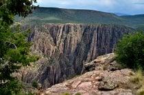 Cañón Negro del Parque Nacional Gunnison