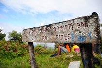 Mount Tomanivi Climbing