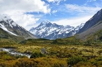 Climbing Mount Cook