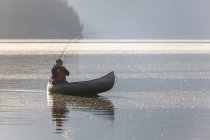 Pesca nel parco nazionale del Ghiacciaio
