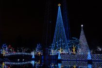Kennywood Holiday Lights