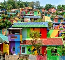 Rainbow Village (Kampung Pelangi)