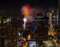 New Year's Eve in Austin