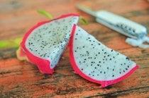 Pitaia ou dragon fruit