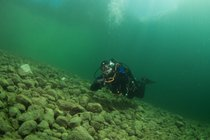 Gosau Lake Diving