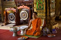 Meditation during Buddhist Holidays