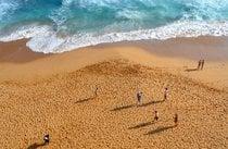 Strandsaison in Victoria