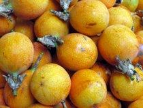 Fruta de la pasión o Maracuya