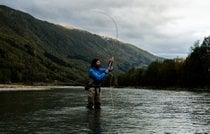 Pesca do salmão