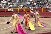 Bullfighting Season in Lima