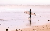 Surfing Atlantic