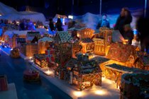 Bergen's Gingerbread Town (Pepperkakebyen)