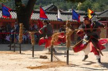 Demonstrações de Artes Marciais Coreanas