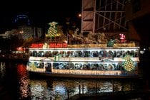The Seminole Hard Rock Winterfest Boat Parade
