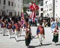 Samson Parades