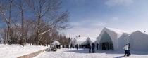 Hôtel de Glace (Ice Hotel)
