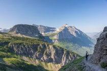 Escursionismo nel Parco Nazionale dei Glaciari