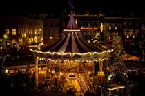 Magical Maastricht Christmas Market & Light Route