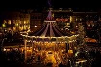 Mágico Mercado de Natal de Maastricht e Rota da Luz