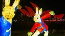 Chinesisches Neujahr in Sydney