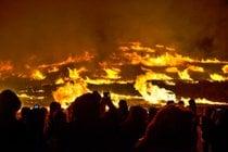Jeju Fire Festival