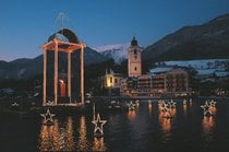 Christmas Markets at Lake Wolfgang