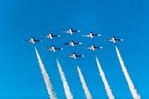 Internationale Luftschau Oregon