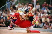 Danza de tijeras o La Danza de las Tijeras