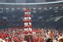 Tarragona Human Towers Competition