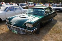 Bild auf der Hanging Rock Auto Show