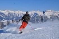 French Alps Ski Season