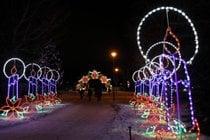 Festival de Luzes de Airdrie