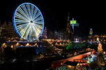 Mercados de Navidad en Escocia