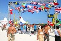 Festival der Winterparty