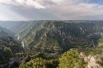 Hiking in Gorges du Tarn