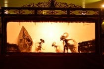 Teatro de Marionetas Wayang Kulit