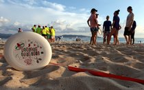 Boracay Open: the Ultimate Frisbee Tournament
