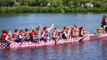 Das Boston Dragon Boat Festival